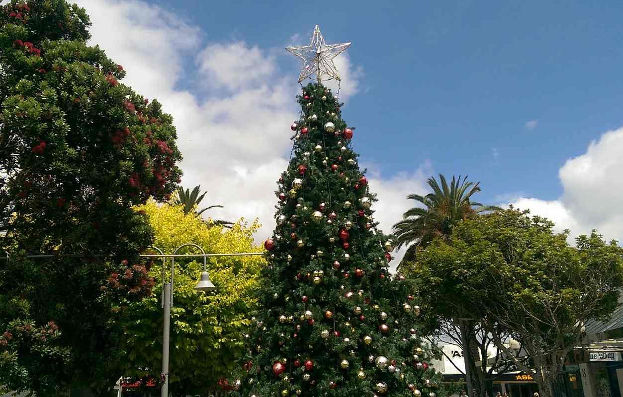 Vánoce NZ 06