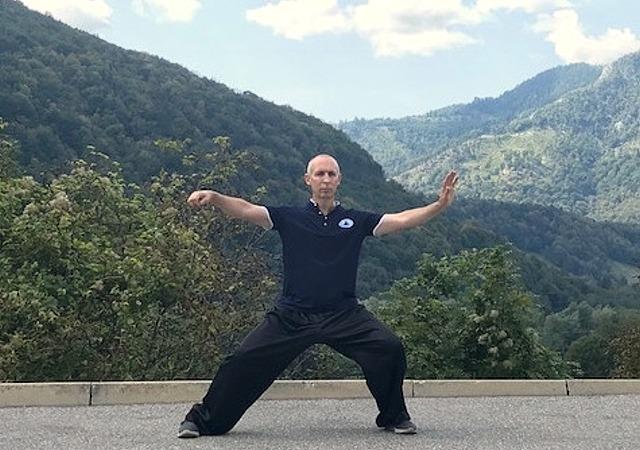 David Gaffney - dan bian posture