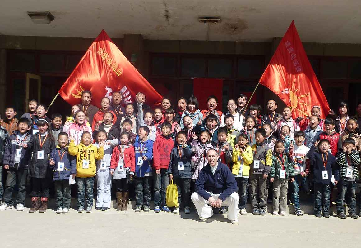 David Gaffney - provincie Henan