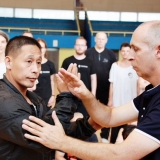 David Gaffney - Chen Ziqiang and David Gaffney in Slovenia 2018
