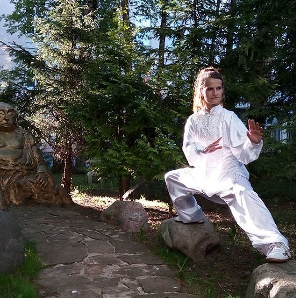 Martina Slabá Buddha