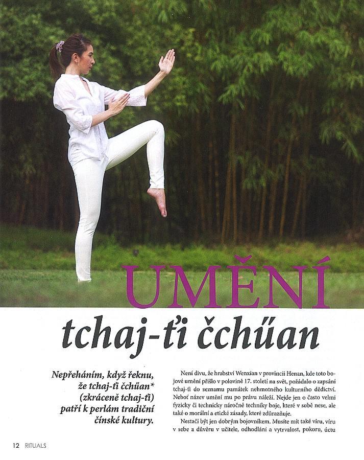 Rituals 7+8-2017 Umění tchaj-ťi čchüan 1